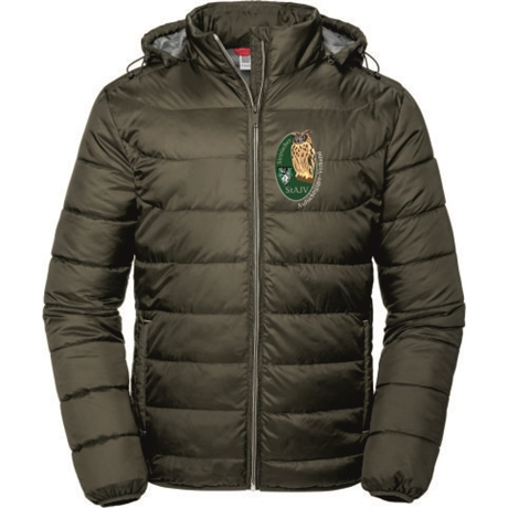 Herren Nano Kapuzenjacke:     Herren Nano Kapuzenjacke   Material: 66g/m², 100% Polyester, Dupont™ S