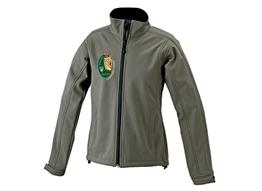 Damen 3-Lagen Softshell Jacke:    Damen 3-Lagen Softshell Jacke   Material:330g/m², 95% Polyester, 5% Ela